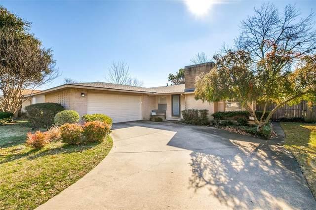 909 Pinecrest Drive, Richardson, TX 75080 (MLS #14281310) :: Trinity Premier Properties