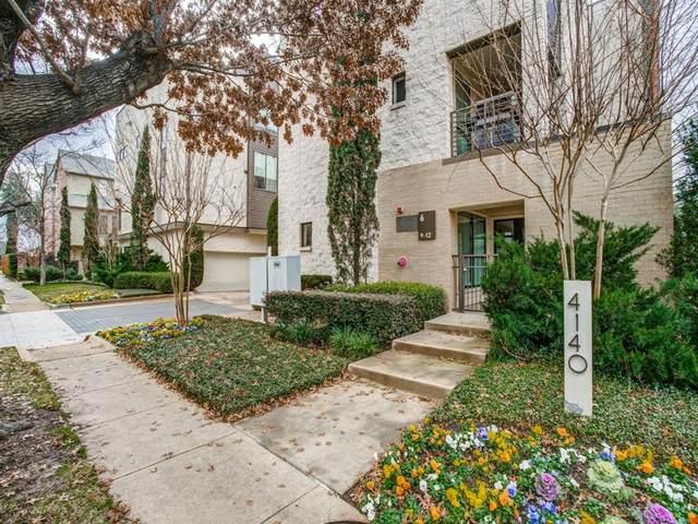4140 Newton Avenue #15, Dallas, TX 75219 (MLS #14281326) :: EXIT Realty Elite