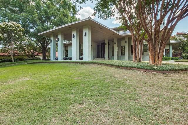 11714 Parwen Drive, Dallas, TX 75230 (MLS #14281329) :: Ann Carr Real Estate