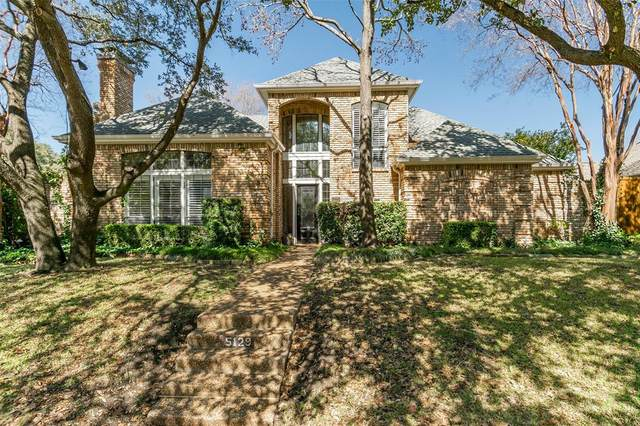 5129 Mustang Trail, Plano, TX 75093 (MLS #14281330) :: The Chad Smith Team