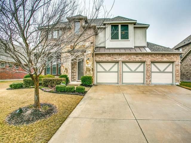 5512 Centeridge Lane, Mckinney, TX 75071 (MLS #14281332) :: The Kimberly Davis Group