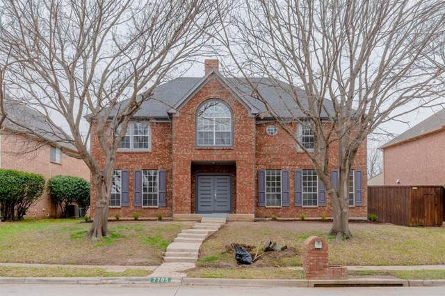 7705 Sumac Road, Irving, TX 75063 (MLS #14281360) :: All Cities Realty