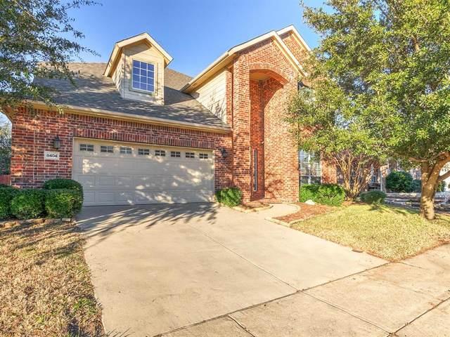 8404 Riverwalk Trail, Mckinney, TX 75070 (MLS #14281378) :: Hargrove Realty Group