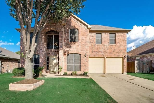 6715 Canyon Creek Drive, Arlington, TX 76001 (MLS #14281392) :: The Good Home Team