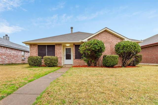 1409 Spicewood Drive, Mesquite, TX 75181 (MLS #14281409) :: All Cities Realty