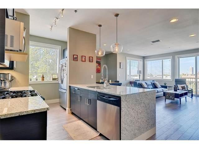 1324 May Street Street #208, Fort Worth, TX 76104 (MLS #14281433) :: Caine Premier Properties