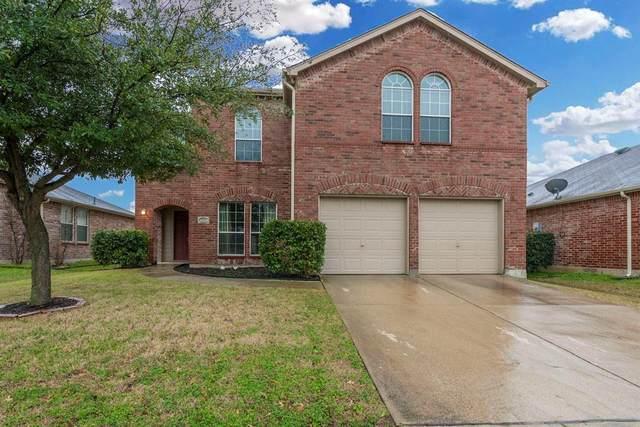 1820 Heron Drive, Aubrey, TX 76227 (MLS #14281435) :: Trinity Premier Properties