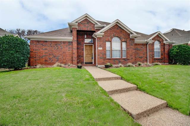 4303 Munira Drive, Frisco, TX 75035 (MLS #14281467) :: The Kimberly Davis Group