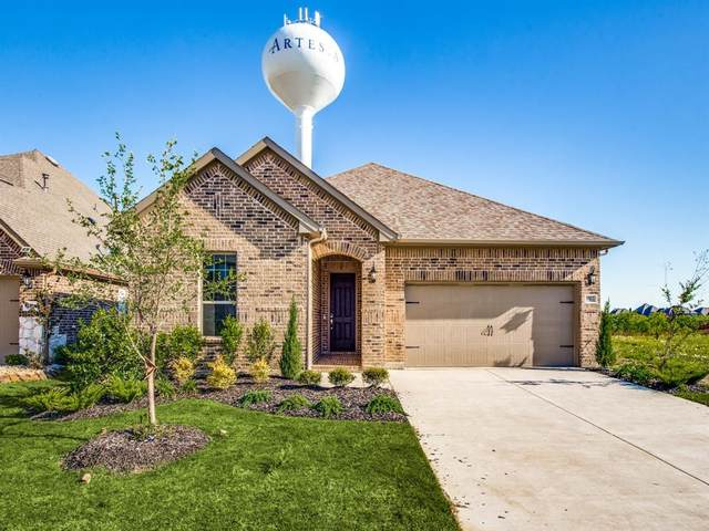 15813 Gladewater Terrace, Prosper, TX 75078 (MLS #14281484) :: Vibrant Real Estate