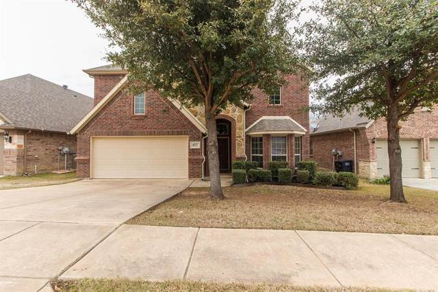 4517 Seventeen Lakes Court, Fort Worth, TX 76262 (MLS #14281503) :: Tenesha Lusk Realty Group