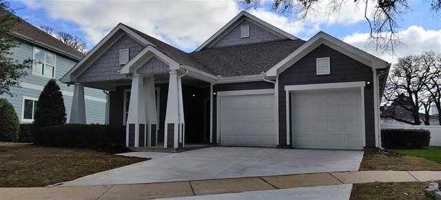 817 Post Oak Place, Providence Village, TX 76227 (MLS #14281513) :: Century 21 Judge Fite Company
