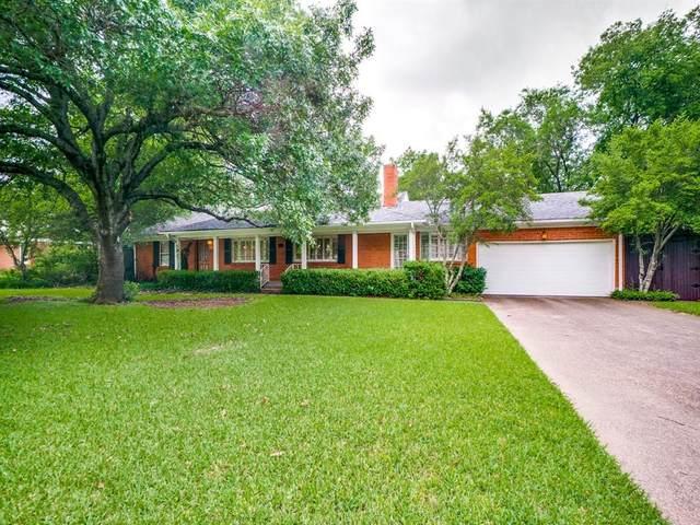 5550 Preston Haven Drive, Dallas, TX 75230 (MLS #14281515) :: Ann Carr Real Estate