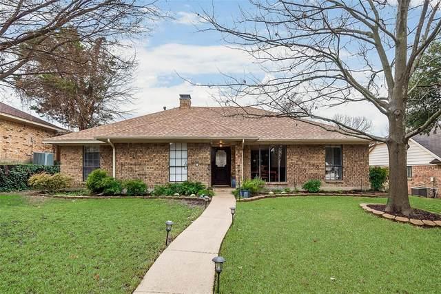 507 Shoretrail Drive, Rockwall, TX 75087 (MLS #14281521) :: Trinity Premier Properties