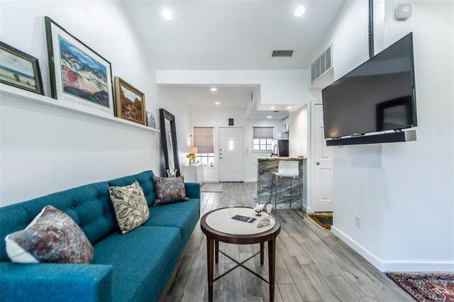4203 Holland Avenue #7, Dallas, TX 75219 (MLS #14281533) :: Caine Premier Properties
