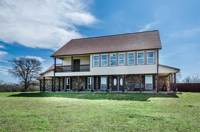 7054 Lake Vista Drive, Streetman, TX 75859 (MLS #14281535) :: Baldree Home Team