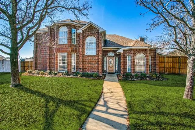 6701 Ruth Circle, Rowlett, TX 75089 (MLS #14281542) :: Vibrant Real Estate
