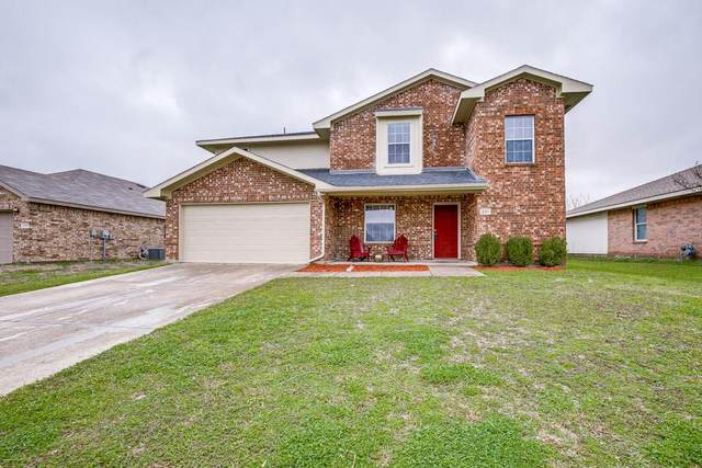 221 Willow Creek Lane, Terrell, TX 75160 (MLS #14281551) :: Tenesha Lusk Realty Group