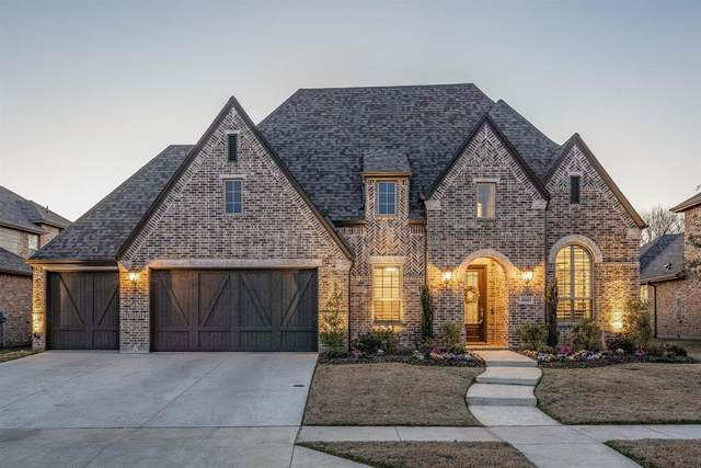 6605 Roughleaf Ridge Road, Flower Mound, TX 76226 (MLS #14281567) :: Real Estate By Design