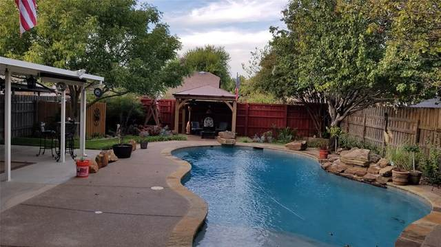 506 Rainier Street, Cedar Hill, TX 75104 (MLS #14281585) :: The Real Estate Station