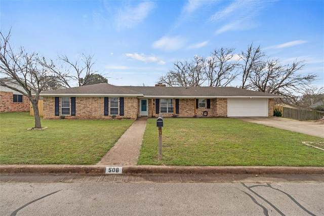 508 Westview Terrace, Midlothian, TX 76065 (MLS #14281588) :: The Kimberly Davis Group