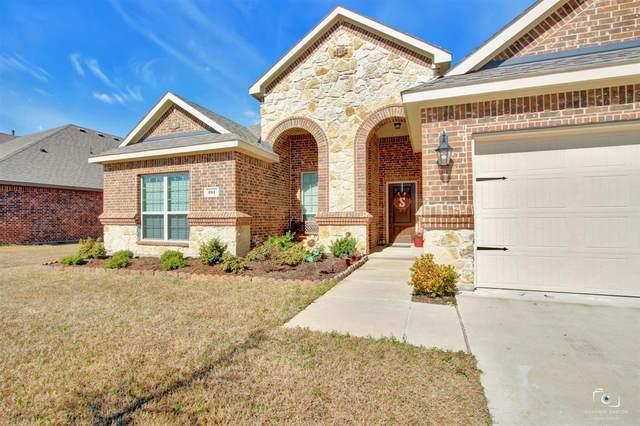 261 Katy Lane, Forney, TX 75126 (MLS #14281593) :: The Mauelshagen Group