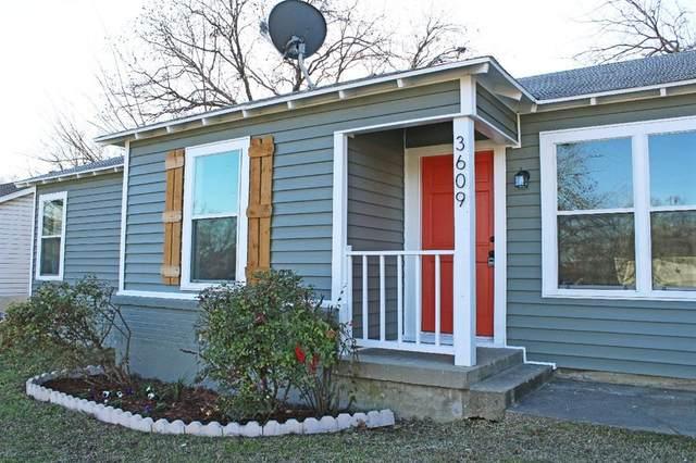 3609 Swan Street, Haltom City, TX 76117 (MLS #14281599) :: Tenesha Lusk Realty Group