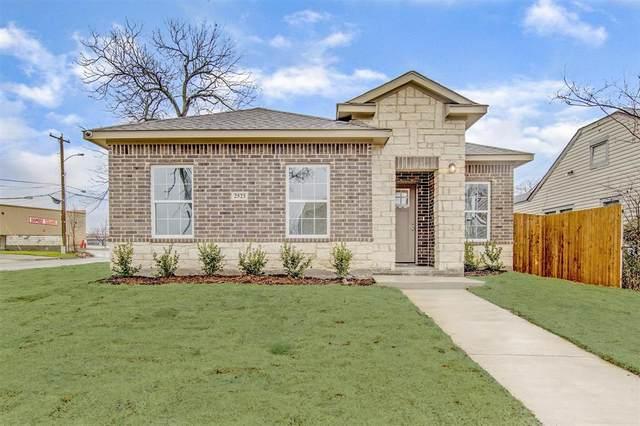2523 Crest Avenue, Dallas, TX 75216 (MLS #14281609) :: Ann Carr Real Estate