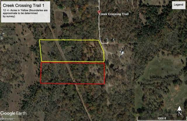 Lot 1 Creek Crossing Trail, Wills Point, TX 75169 (MLS #14281623) :: Bray Real Estate Group