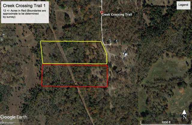 Lot 2 Creek Crossing Trail, Wills Point, TX 75169 (MLS #14281629) :: Bray Real Estate Group
