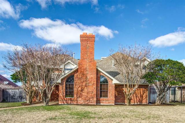 3205 Runabout Court, Plano, TX 75023 (MLS #14281630) :: The Heyl Group at Keller Williams