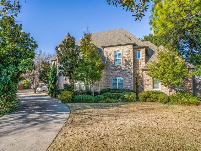 6405 Royal Lane, Dallas, TX 75230 (MLS #14281648) :: Ann Carr Real Estate