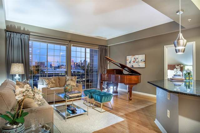 3225 Turtle Creek Boulevard #1653, Dallas, TX 75219 (MLS #14281651) :: Vibrant Real Estate