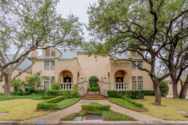 12025 De Or Drive, Dallas, TX 75230 (MLS #14281664) :: Ann Carr Real Estate