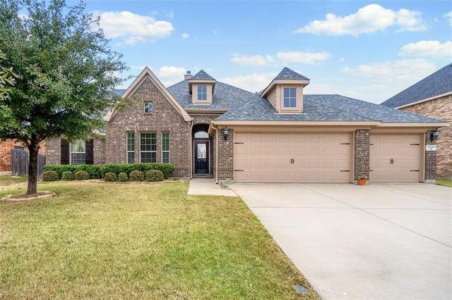2509 Maple Stream Drive, Fort Worth, TX 76177 (MLS #14281669) :: Real Estate By Design