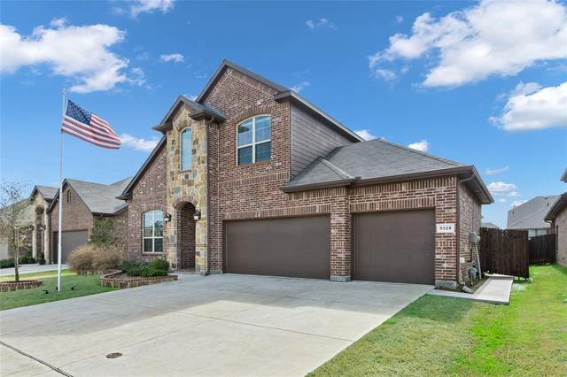 5128 E Dominica Lane, Fort Worth, TX 76244 (MLS #14281672) :: The Heyl Group at Keller Williams