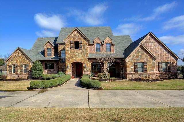 3119 Lake Drive, Southlake, TX 76092 (MLS #14281689) :: All Cities Realty