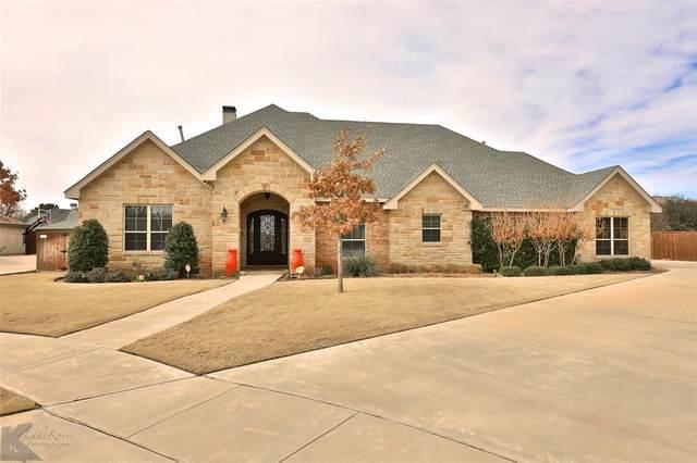 2334 La Cantera Court, Abilene, TX 79606 (MLS #14281745) :: Robbins Real Estate Group