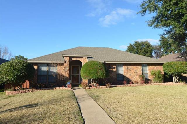 2037 Lansdown Drive, Carrollton, TX 75010 (MLS #14281747) :: RE/MAX Landmark