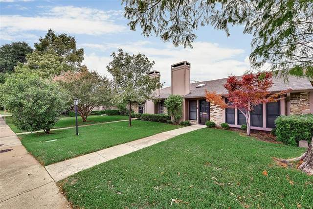 10815 Sandpiper Lane #3, Dallas, TX 75230 (MLS #14281766) :: Robbins Real Estate Group