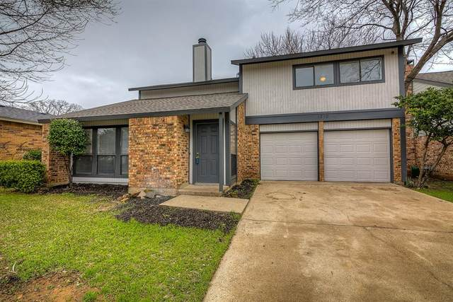 1210 Woodbine Street, Flower Mound, TX 75028 (MLS #14281774) :: The Kimberly Davis Group