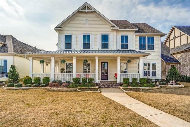 3849 Washburne Drive, Frisco, TX 75034 (MLS #14281799) :: Vibrant Real Estate
