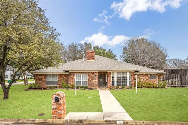 801 Longridge Drive, Denton, TX 76205 (MLS #14281822) :: Team Tiller