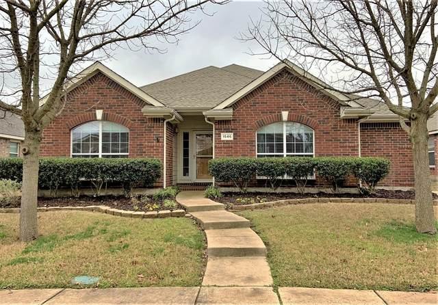 1546 Silver Spur Drive, Allen, TX 75002 (MLS #14281833) :: Lynn Wilson with Keller Williams DFW/Southlake