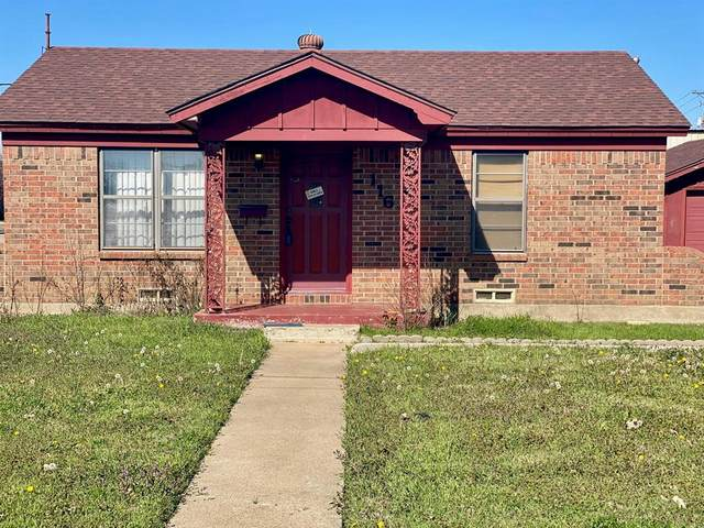 116 W King Street, Burleson, TX 76028 (MLS #14281849) :: Bray Real Estate Group