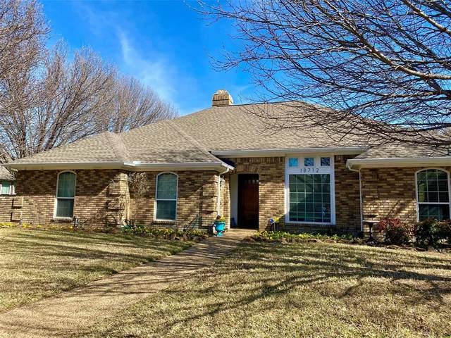 18712 Sagewood Drive, Dallas, TX 75252 (MLS #14281859) :: Team Tiller