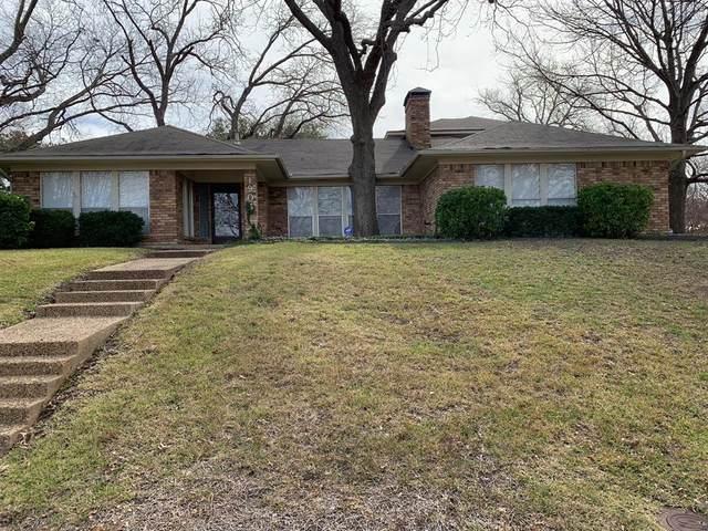 1905 S Lakeshore Drive, Rockwall, TX 75087 (MLS #14281904) :: NewHomePrograms.com LLC
