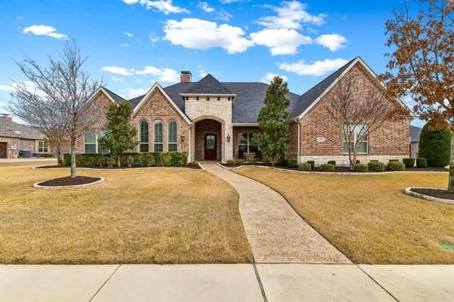 1790 Fostermill Drive, Prosper, TX 75078 (MLS #14281907) :: The Kimberly Davis Group