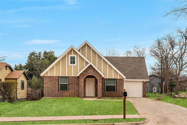 5513 Libbey Avenue, Fort Worth, TX 76107 (MLS #14281910) :: The Heyl Group at Keller Williams