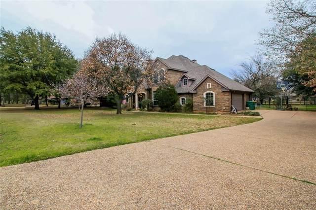 171 Trailing Oaks Drive, Double Oak, TX 75077 (MLS #14281919) :: Baldree Home Team