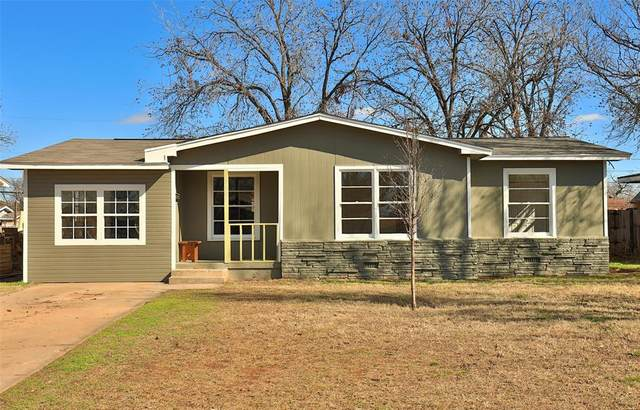 1101 Buccaneer Drive, Abilene, TX 79605 (MLS #14281923) :: The Good Home Team